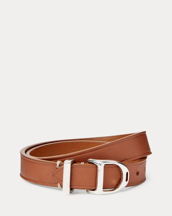 Stirrup Calfskin Bracelet
