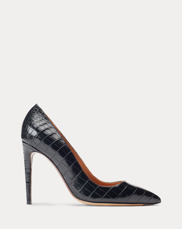 Celia Crocodile Pump