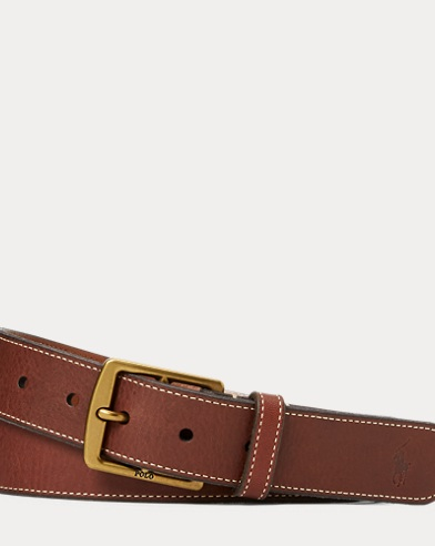 Vachetta Equestrian Belt