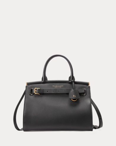 abc4d8446eab Calfskin Medium RL 50 Bag. Ralph Lauren