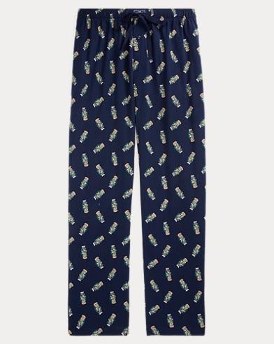 Polo Bear Cotton Pajama Pant. Polo Ralph Lauren 84c98e5bd
