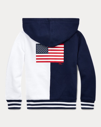 cd41a9e0d Cotton French Terry Hoodie. Boys ...