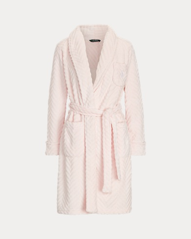 Shawl-Collar Robe