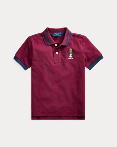 9c43a8557f5e5 Boys' Polo Shirts - Short & Long Sleeve Polos | Ralph Lauren