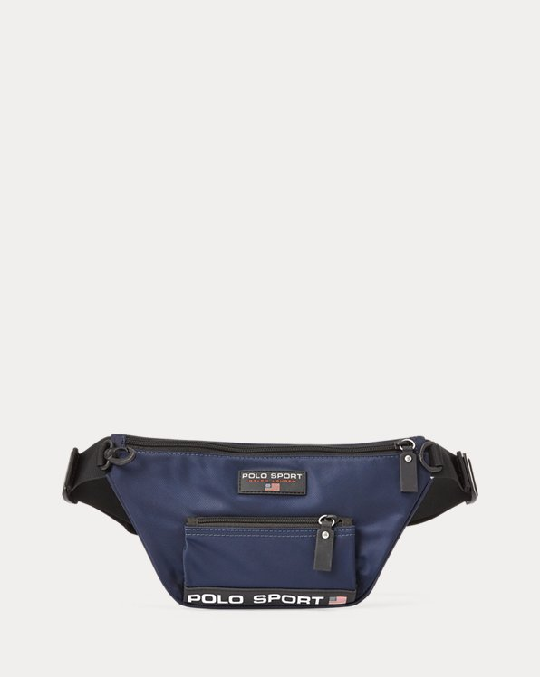 Polo Sport Nylon Waist Pack