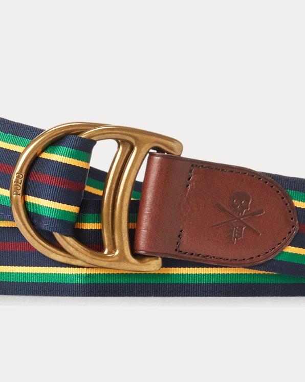 Equestrian Grosgrain Belt