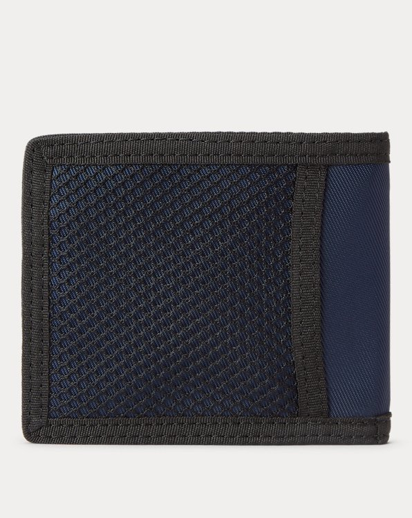 Nylon Polo Sport Billfold