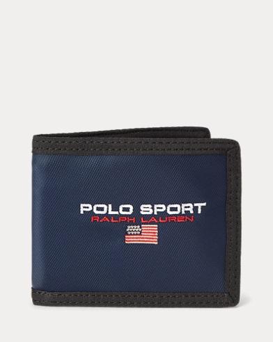 Polo Sport Nylonbrieftasche