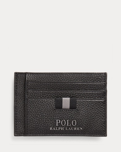 innovative design 7e30e c419a Men's Designer Wallets | Ralph Lauren DE