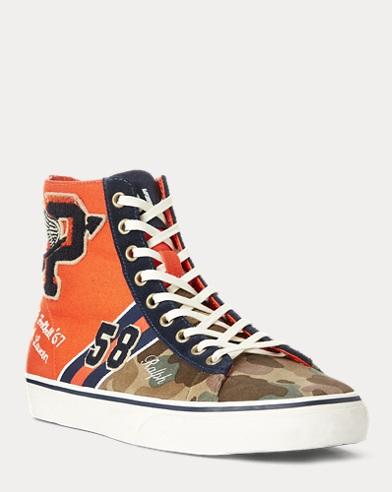 f9d6f29fae8cb Men's Designer Footwear & Shoes | Ralph Lauren