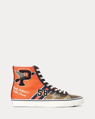 huge selection of 3d82c df926 Solomon Suede   Canvas Sneaker