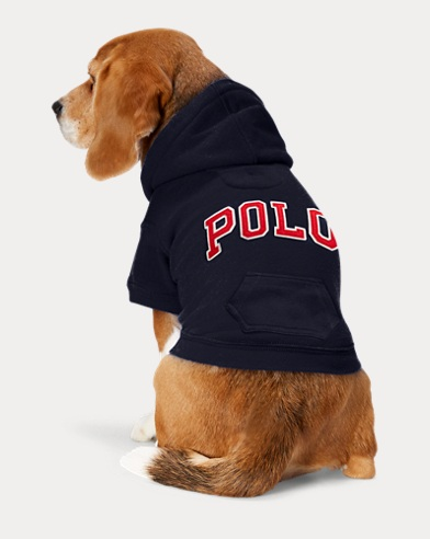 Cotton-Blend Dog Hoodie
