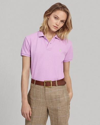 5146e5fe3 Women's Polo Shirts - Long & Short Sleeve Polos | Ralph Lauren
