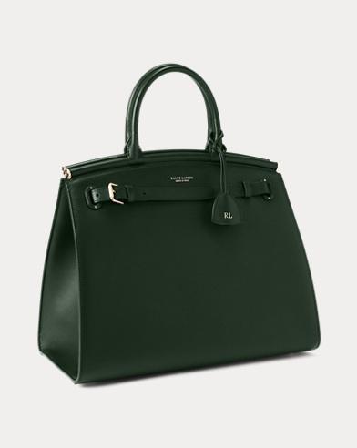 e27f031a7ab274 Save to your Wishlist · Calfskin Large RL50 Handbag. Ralph Lauren