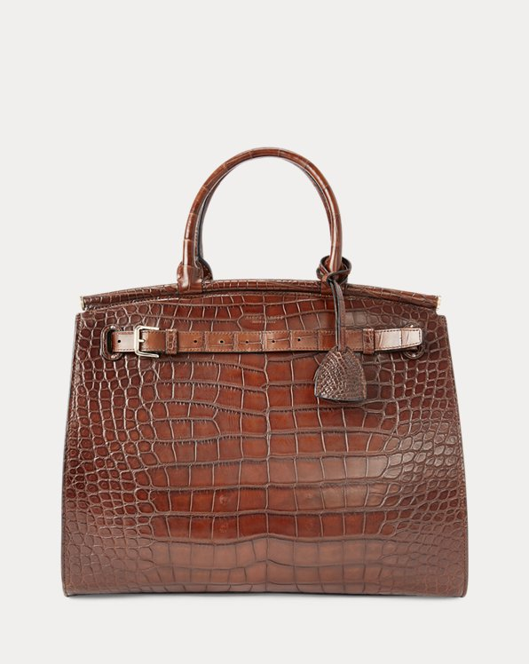 Grand sac RL50 en alligator