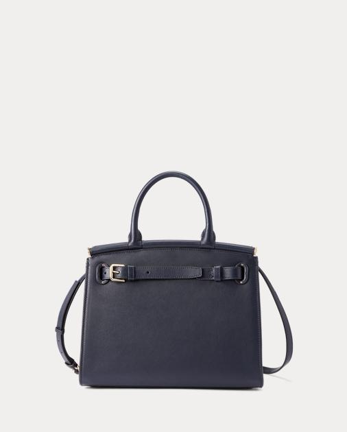 Ralph Lauren Calfskin Medium RL50 Handbag 3
