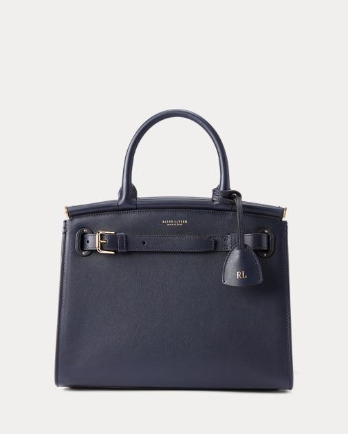 Ralph Lauren Calfskin Medium RL50 Handbag 1