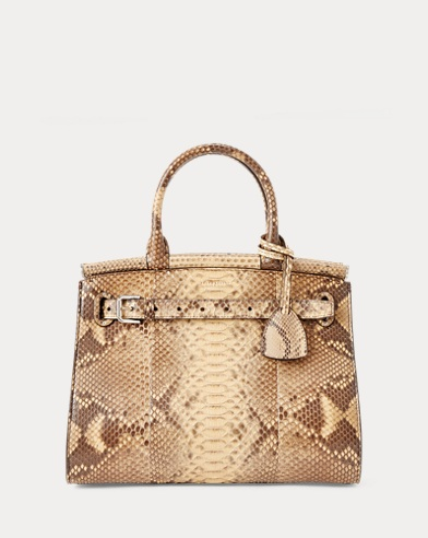 Python Medium RL50 Handbag