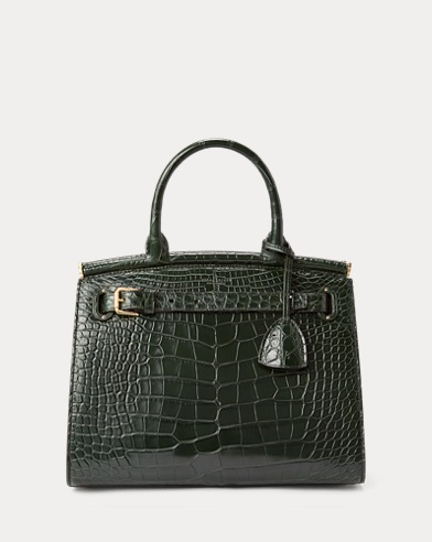 Alligator Medium RL50 Handbag