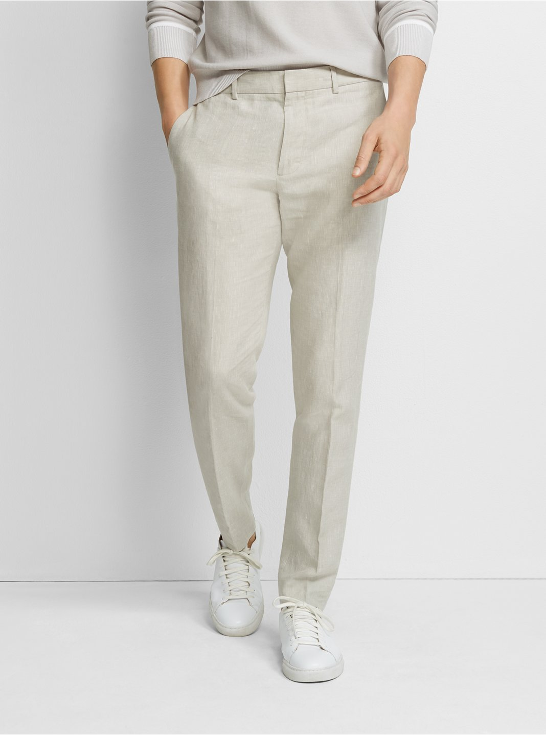 Sutton Linen Dress Pant