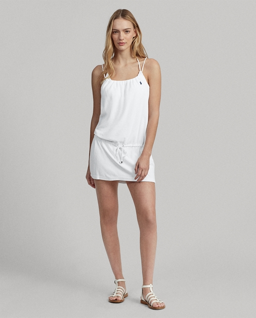 ac95a48368b7 French Terry Cover-Up Dress