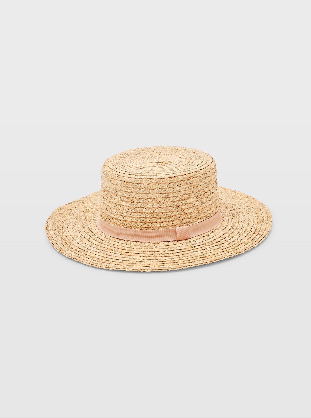 Hat Attack Wide-Brim Boater