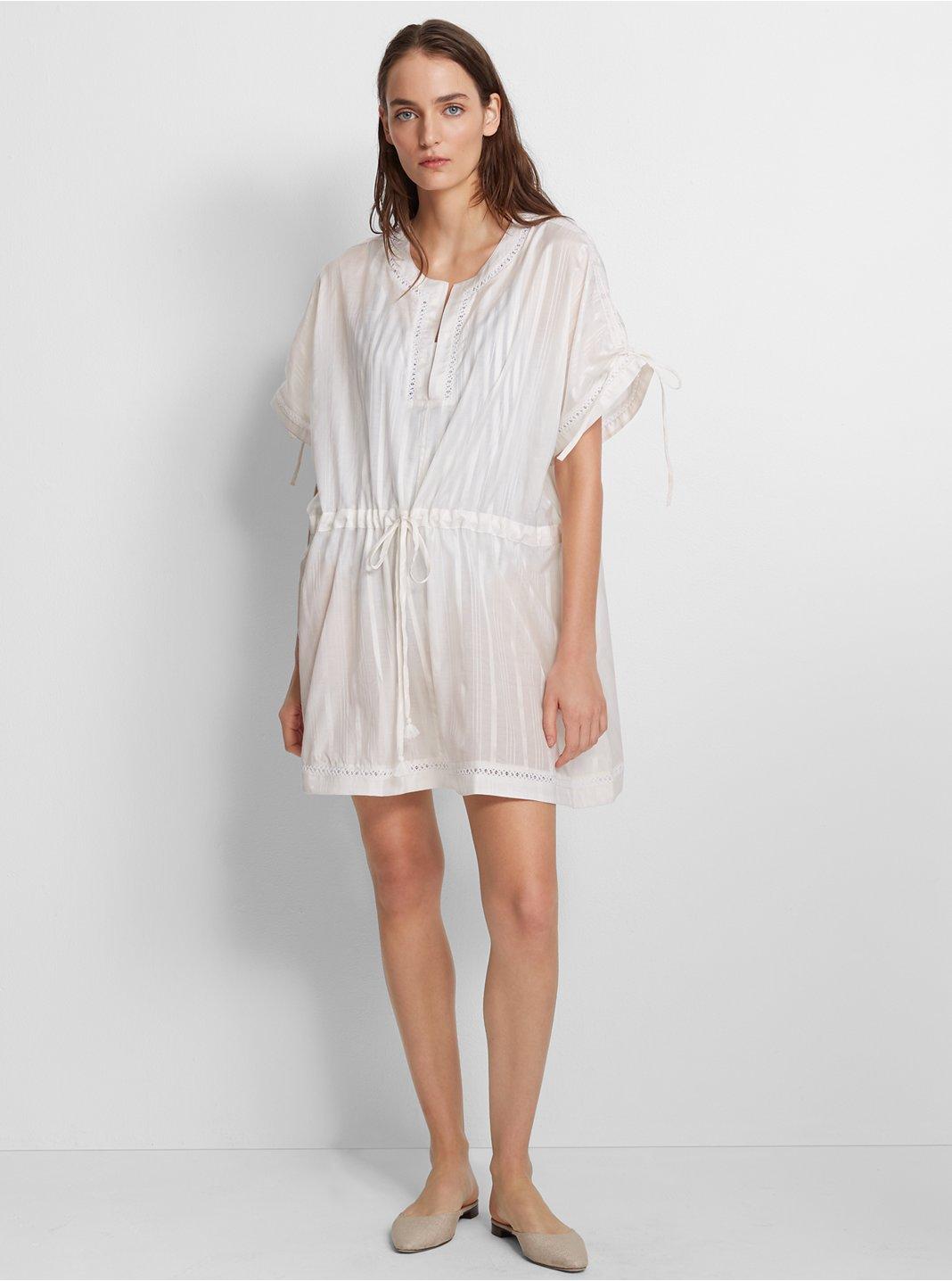 Kittrick Cotton Silk Pullover