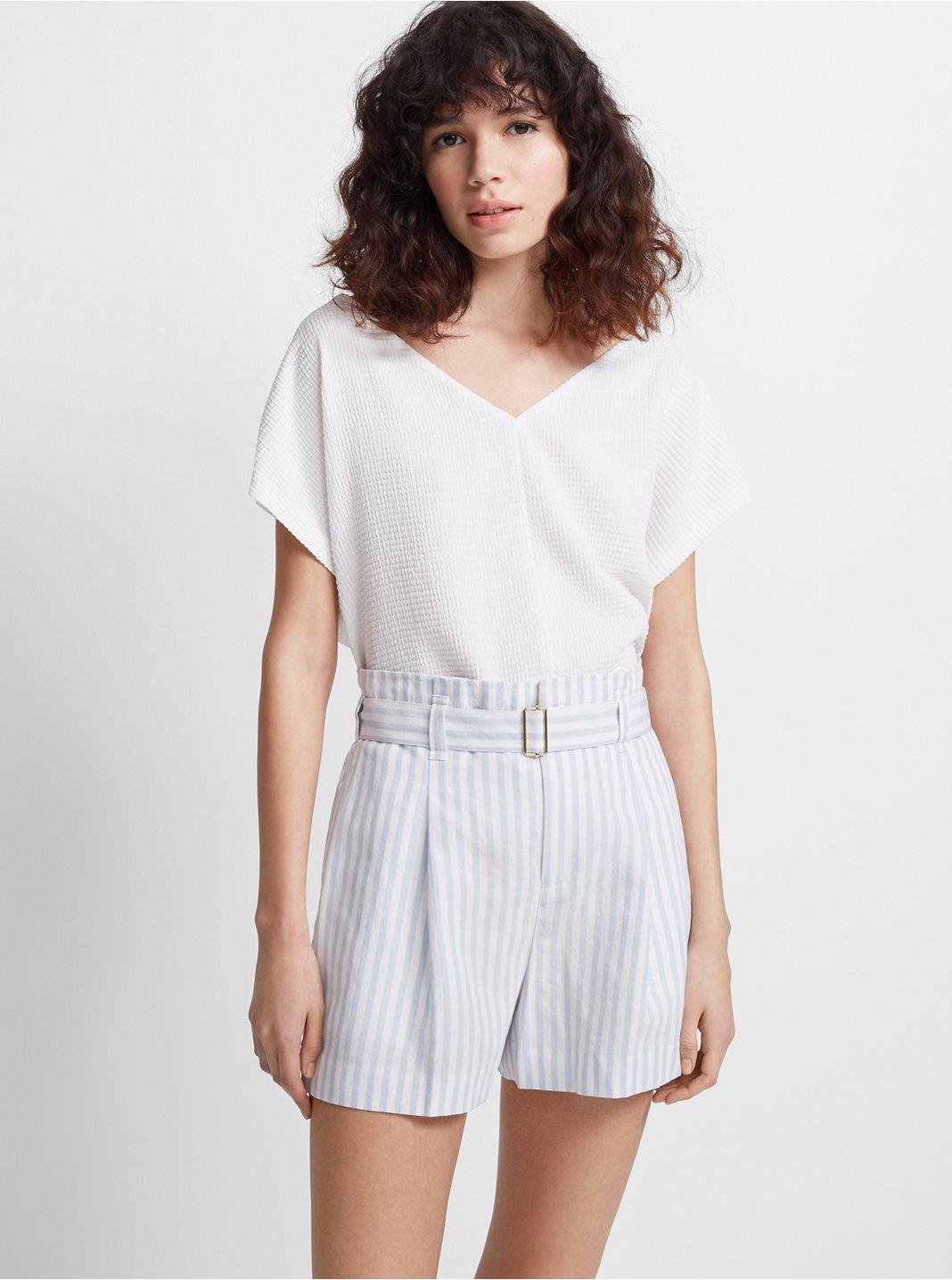 Darcee Stripe Short