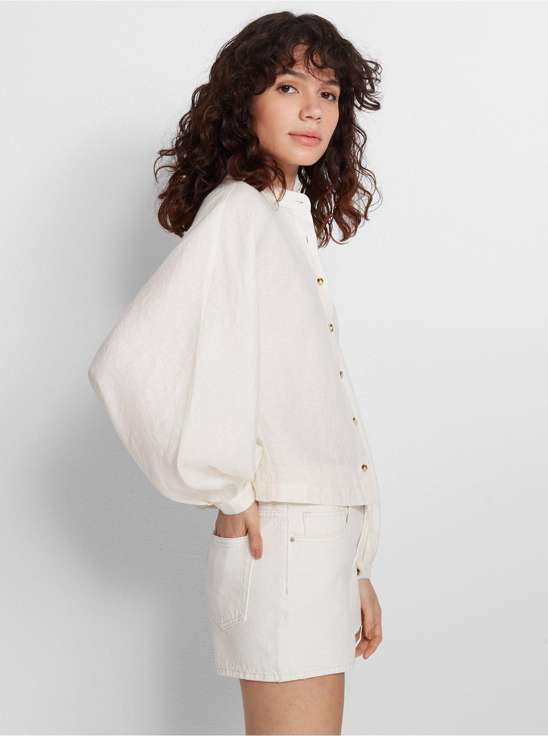 Peechie Linen Shirt