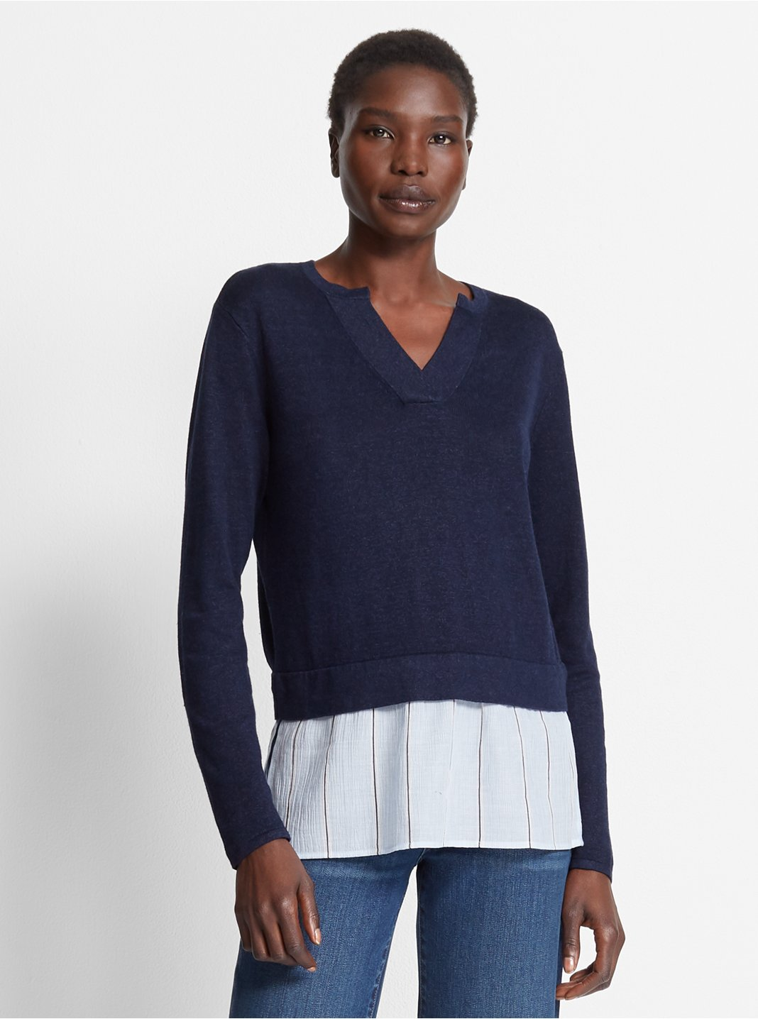 Arizonola Layered Sweater