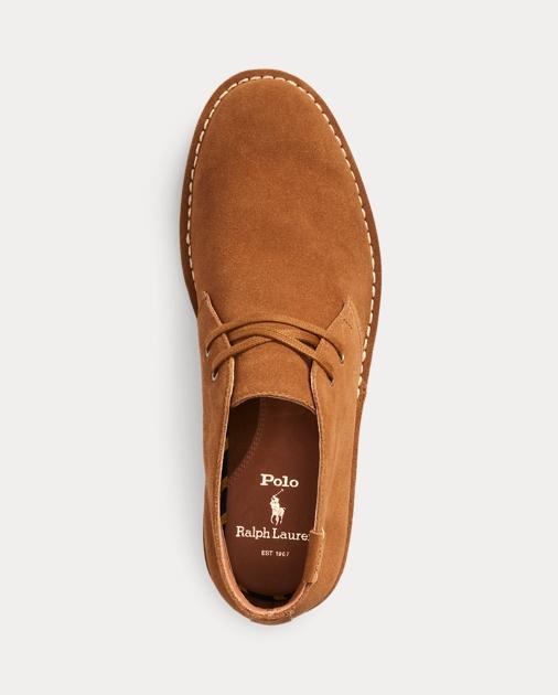 971f5c6eeef Talan Suede Chukka Boot