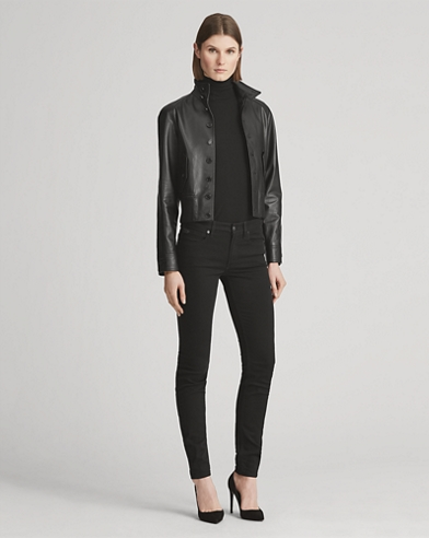 Nuela Lambskin Jacket
