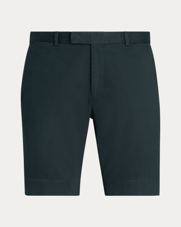 Slim Fit Stretch Chino Short