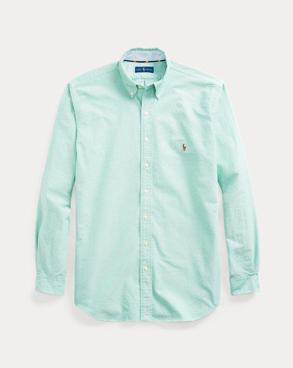 Emblemática camisa Oxford