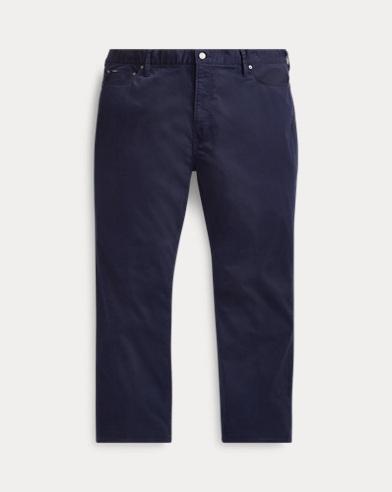 Pantalón Classic Fit elástico
