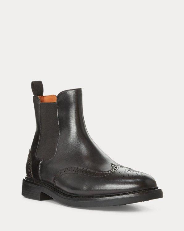 Asher Wingtip Chelsea Boot