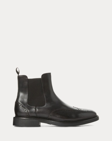 Asher Wingtip Chelsea Boot