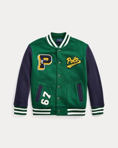 4c9f5889ac1f3 Boys' Jackets, Dress Coats, & Outerwear in Sizes 2-20 | Ralph Lauren