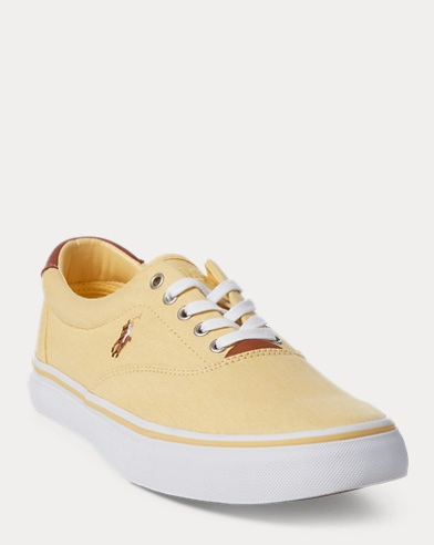 Thorton Washed Twill Trainer