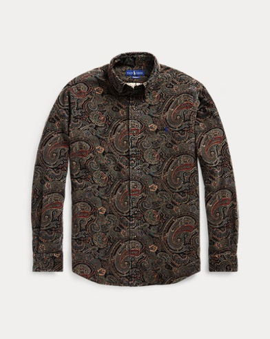 Corduroy Shirt - All Fits