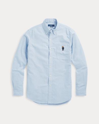 Polo Bear Oxford Shirt - All Fits