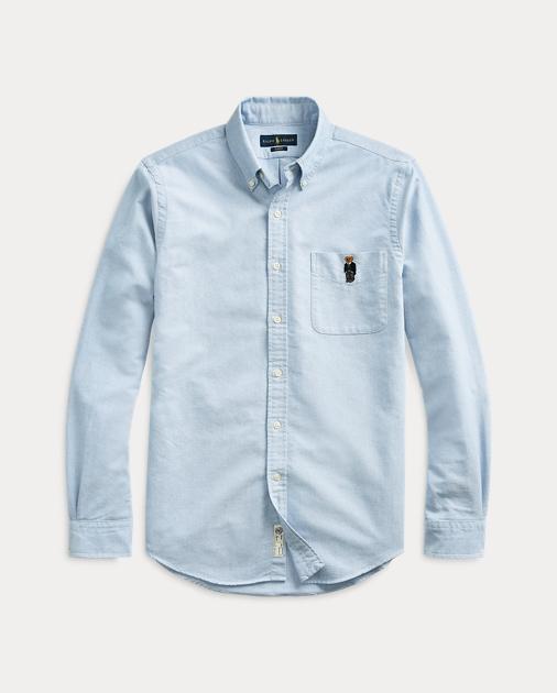 Shirt Fit Oxford Fit Bear Slim Slim OXiPkuZ