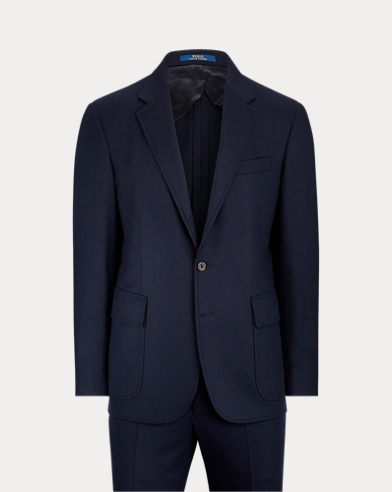 Polo Stretch Flannel Suit
