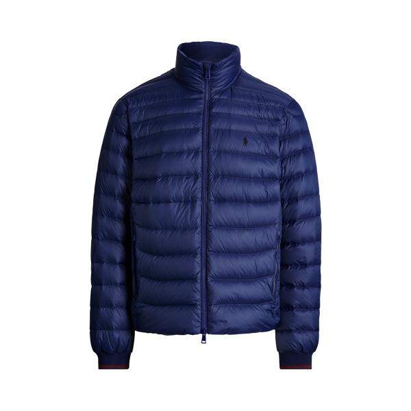 폴로 랄프로렌 Polo Ralph Lauren Packable Quilted Down Jacket,Cruise Navy