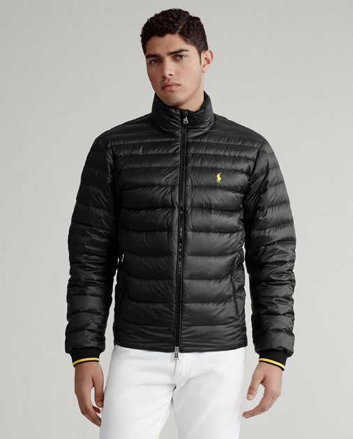 Polo Ralph Lauren Packable Quilted Down Jacket 1