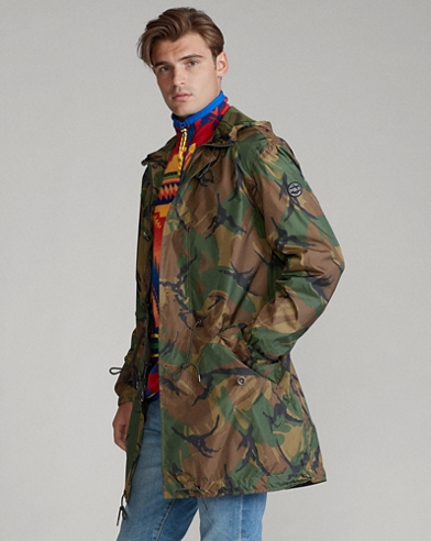 Water-Resistant Marsh Coat