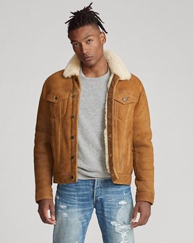 65215c0cc8268 Vestes & Manteaux de Luxe Homme | Bombers Homme | Ralph Lauren FR