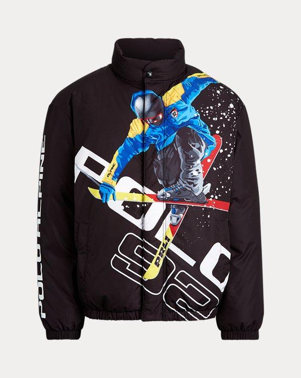 Skier Down Jacket