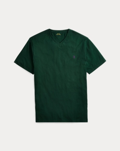 Classic Fit V-Neck Tee