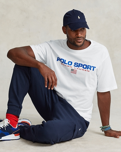 Classic Fit Polo Sport Tee